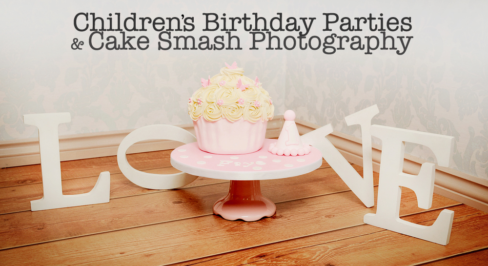 Childrens photo parties in Greater Manchester